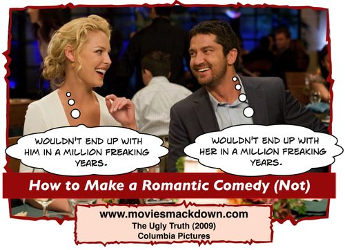 TheUglyTruth2009vsRomanticComedyMovieSmackdown