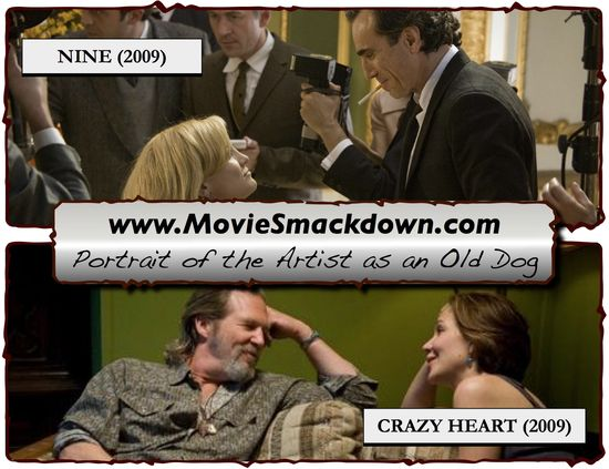 Nine -vs- Crazy Heart