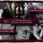 The Wolfman -vs- The Wolf Man