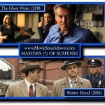The Ghost Writer -vs- Shutter Island