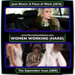 Joan Rivers: A Piece of Work -vs- The September Issue