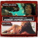 Piranha 3D -vs- Jaws