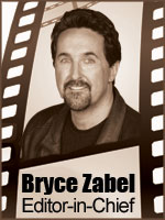 Bryce Zabel, Editor-in-Chief