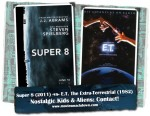 Super 8 -vs- E.T. The Extra-Terrestrial