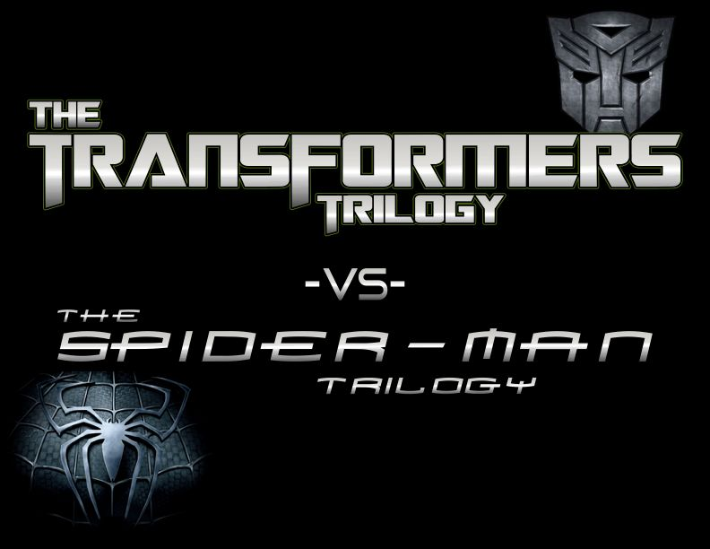 Transformers -vs- Spider-Man