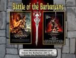 Conan the Barbarian -vs- Conan the Barbarian