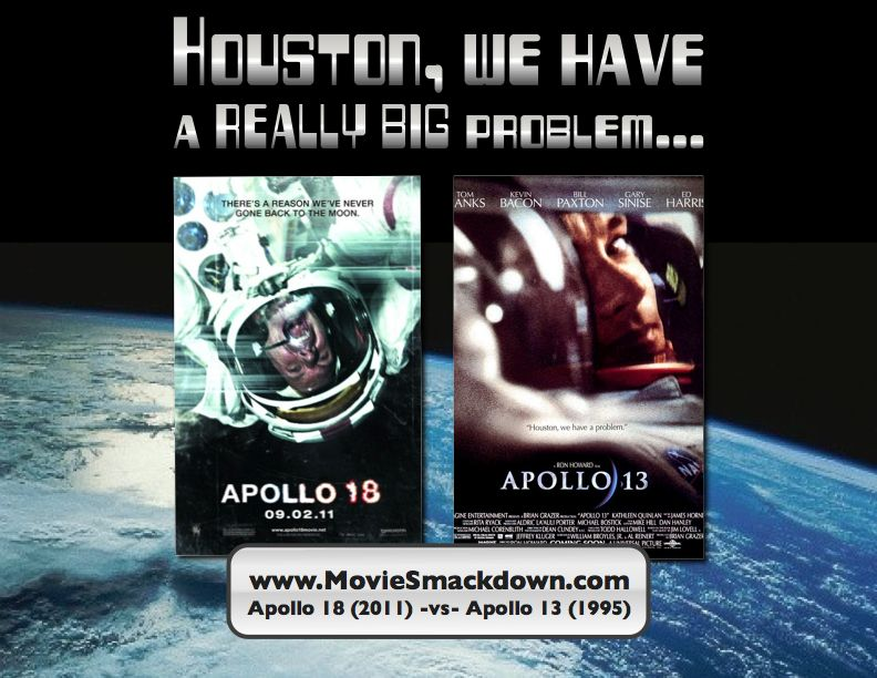 Apollo 18 -vs- Apollo 13