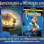 Hugo (2011) -vs- Pinocchio (1940)