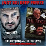 The Grey (2012) -vs- The Egde (1996)