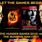 Hunger Games (2012) -vs- Running Man (1987)