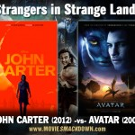John Carter (2012) -vs- Avatar (2009)