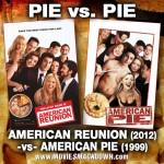 American Reunion (2012) -vs- American Pie (1999)