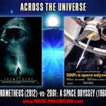 Prometheus (2012) -vs- 2001: A Space Odyssey (1968)