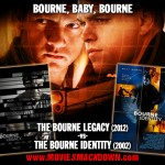 Bourne Legacy (2012) -vs- Bourne Identity (2002)