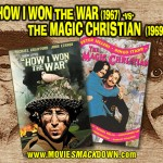 How I Won the War (1967) vs The Magic Christian (1969), The Beatles, comparison