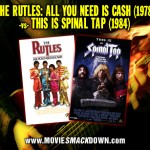 The Rutles vs This is Spinal Tap: rockumentaries