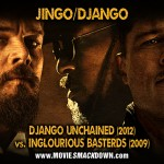 Quentin Tarantino&#039;s Django Unchained compared to Inglourius Basterds
