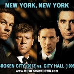 Broken City (2013) vs City Hall (1996)